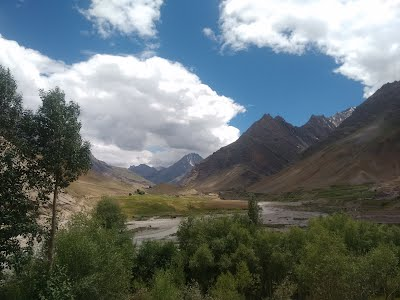 lahaul spiti pin pass trek mhet club