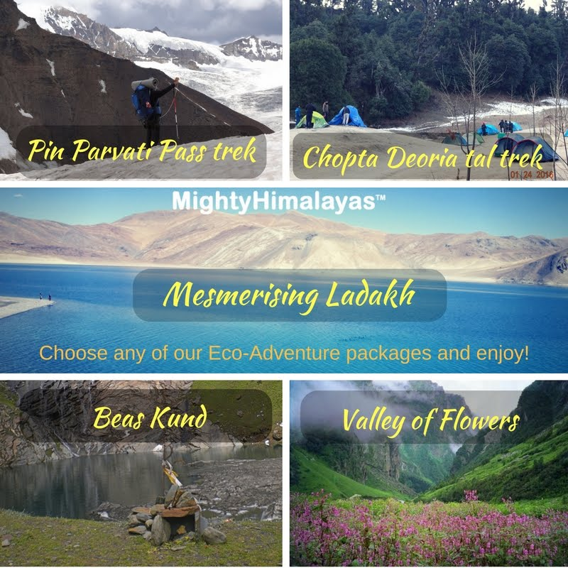 Mhet club mighty himalayas packages