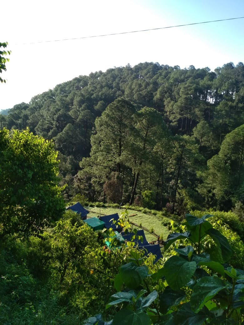 Mighty Himalayas Meditation Retreat Camp